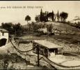 Monte Marino - Vista prima della costruzione del Collegio Leoniano - Anagni (FR)