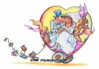 Matrimonio Nonna e Cacciatore