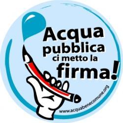 Referendum Acqua Pubblica