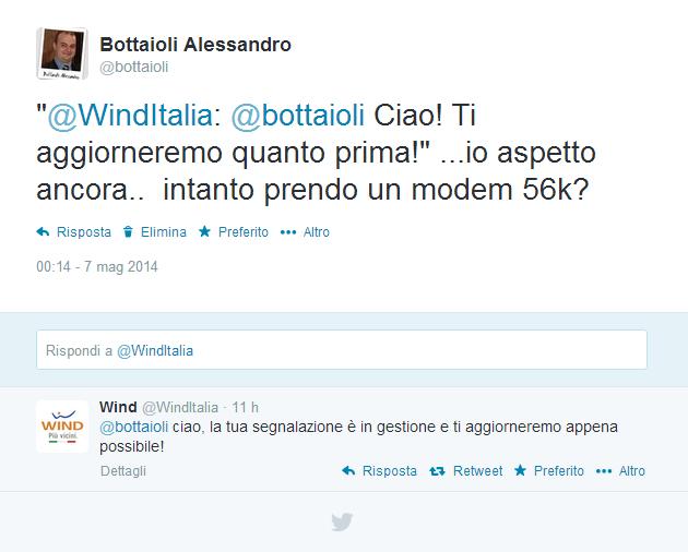 20 Giorni senza ADSL @WindItalia